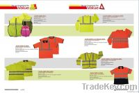 EN471 Class2, ANSI/ISEA Standard Hi-vis Reflective Jacket
