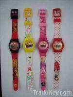 kids cartoon digital watches
