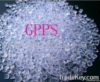 virgin&recycled GPPS, general purpose Polystyrene resin