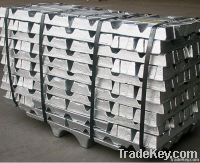 (High quality ) Pure Zinc Ingots 99.99%