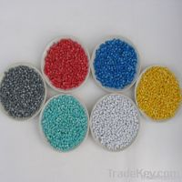 Colorful Plastic Raw Material
