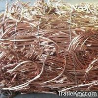 electric bright wire copper scrap