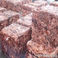 Copper scrap/Waste copper
