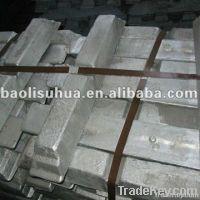 Sell High Purity Zinc Ingots 99.995 Manufacturer