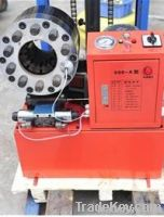 on behalf of factory sell hose crimper machine