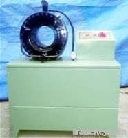 125mm hose hydraulic crimping machine