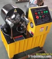 on behalf of factory to sell Hose Pipe Crimping Machine
