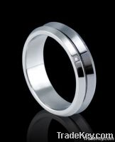 tungsten ring diamond