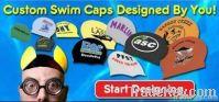 swim cap;swimming cap;swim