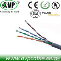 Fluke approval CCAG UTP cate5 cable