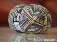 Blended wool yarn Sock yarn