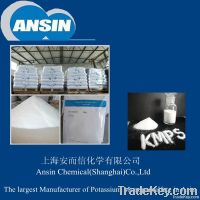 potassium monopersulfate auxiliary agent