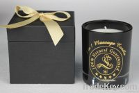 Scented Massage Candles in Luxury Gift Box MG8093
