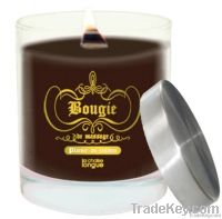 2013 new home products soy wood wick candle SY8093