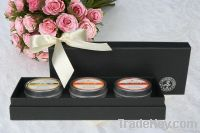 pop gift body care products soya massage oil candle MT6040