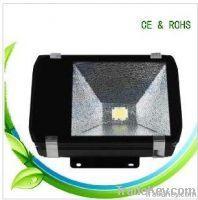70W Ultra Brightness Outdoor LED Floodlight, COB flood light
