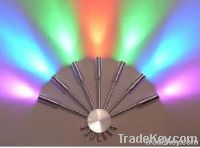 7W RGB LED Wall Light