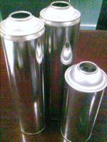 Metal tin can (aerosol