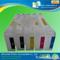 Epson 7700 9700 refillable ink cartridge 700ml 5 colors