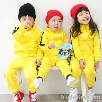boy and girls clothes set