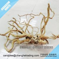 Natural wholesale Aquarium driftwoods and roots