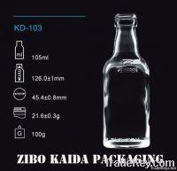 food and beverage  bottle