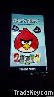 ANGRY BIRD TRADING CARD