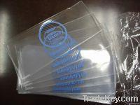 plastic holder sleeve