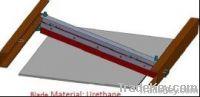 Jim Way Plough Conveyor Belt Cleaner