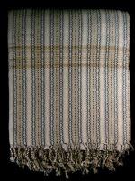 Single size cotton blanket