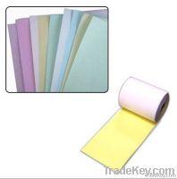 241mm55 gsm CB blank carbonless copy paper
