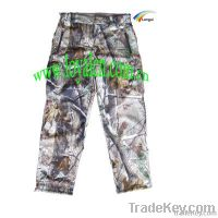 camo waterproof hunting pants