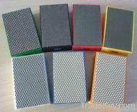 Diamond Hand Pads AS-HPE01