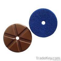 Diamond Resin Floor Polishing Pads