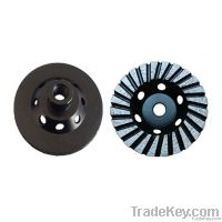 Diamond Single Turbo Cup Wheels