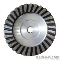 Diamond Aluminum Base Cup Wheels