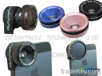 Brightwell set for iphone photo lens 3 in 1