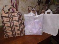Non woven textile bags