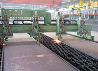 Torch Cutting Machine (TCM) for steel