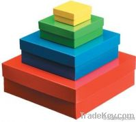 Packaging box, paper packaging box, Display box