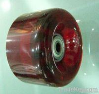 PU wheel for skateboard