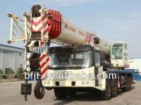 25T Hydraulic Telescopic Mobile Truck Crane,Five-section boom,Sinotruck chassis