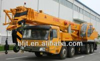 25T Hydraulic Telescopic Mobile Truck crane/ Five section boom crane