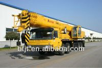 35T Hydraulic Telescopic Mobile Truck Crane/Five section main boom
