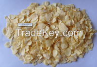 garlic flakes  dehydrated garlic flakes