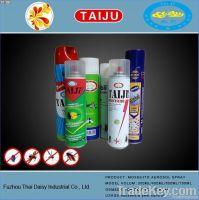 600ml, househould pesticide aerosol spray/mosquito control