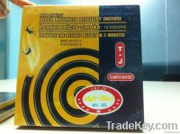 125mm/ Perfume/ black Mosquito coils/mosquito repeller