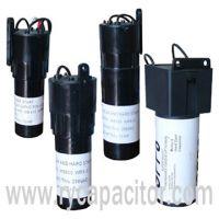 Compressor Start Capacitor - AC Hard Kit - Refrigerator Parts