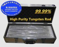 High purity Tungsten Bars