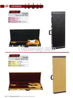electric guitars case